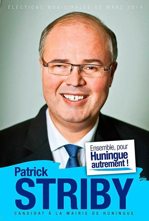 Patrick Striby  | Foto: Hannes Lauber