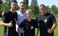 Marius Klein wechselt zum Sportclub