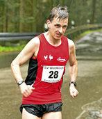 Bergläufer Bruno Schumi wird DM-Achter