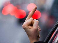 Lörrach: Autofahrerin zeigt Zivilstreife den Mittelfinger