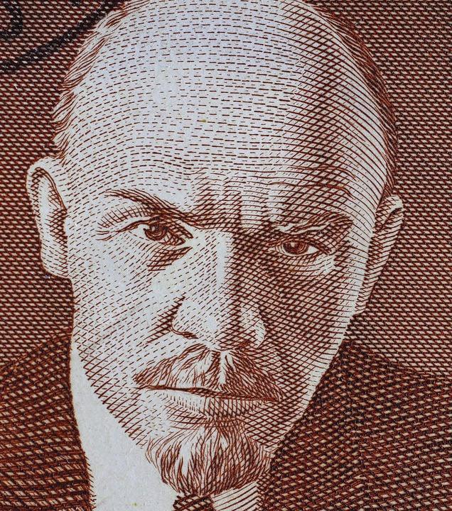 Lenin-Porträt auf einer sowjetischen Briefmarke  | Foto: avkost (fotolia.com)