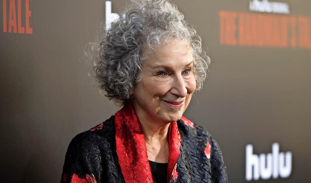 Schriftstellerin Margaret Atwood erhält Friedenspreis