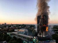 Tote, Verletzte, Vermisste: Feuerdrama in Londoner Hochhaus