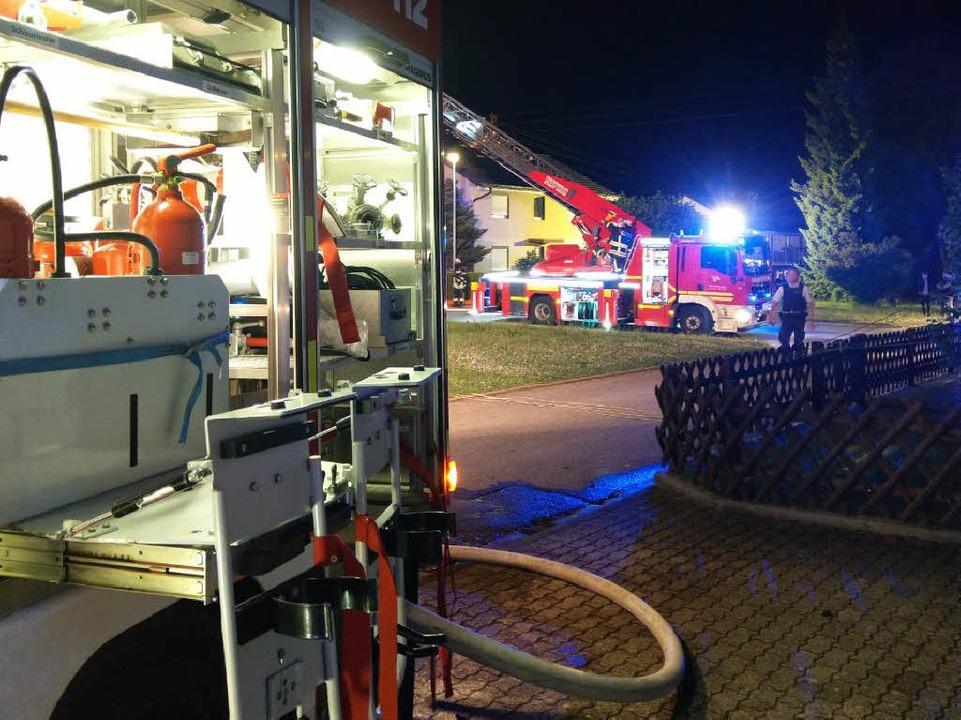 | Foto: Feuerwehr Wehr