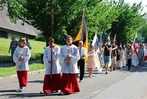 Fotos: Fronleichnamsprozession besucht Emmendinger Pflegeheim