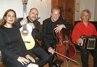 Konzert im Bagnato-Saal im Schloss Beuggen bei Rheinfelden