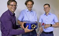 Fraunhofer-Preis für Turbo-Messgerät von Freiburger Forschern