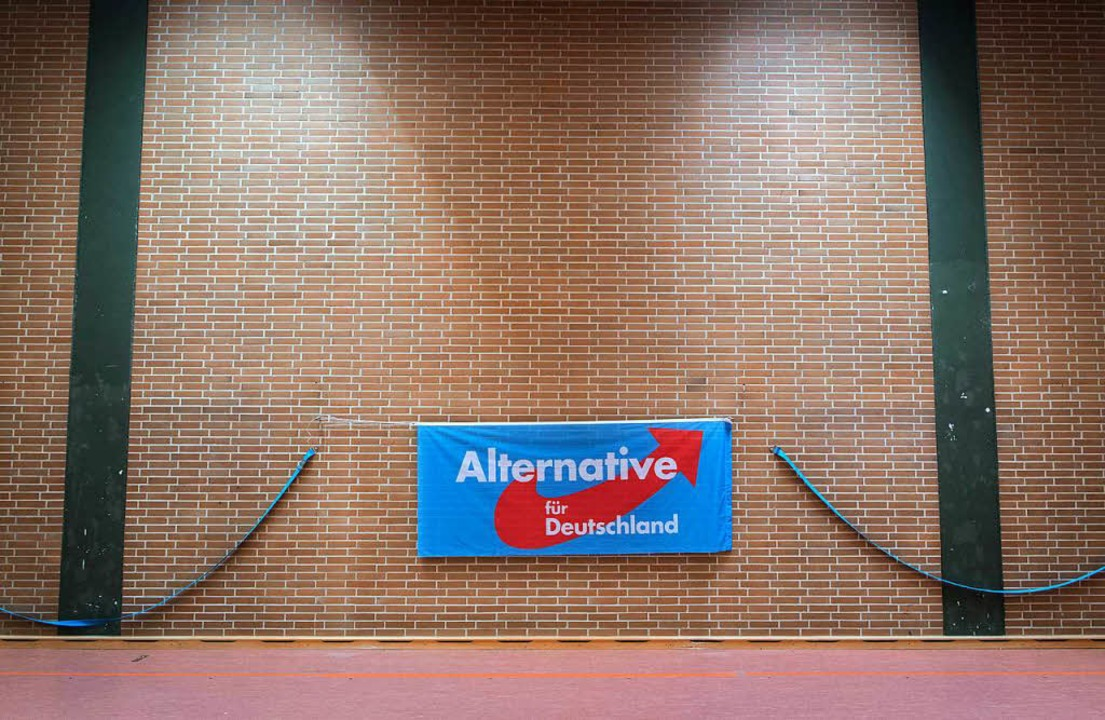 Die BZ wird nicht vom Wahlkampfauftakt der AfD in Rheinfelden berichten.  | Foto: dpa