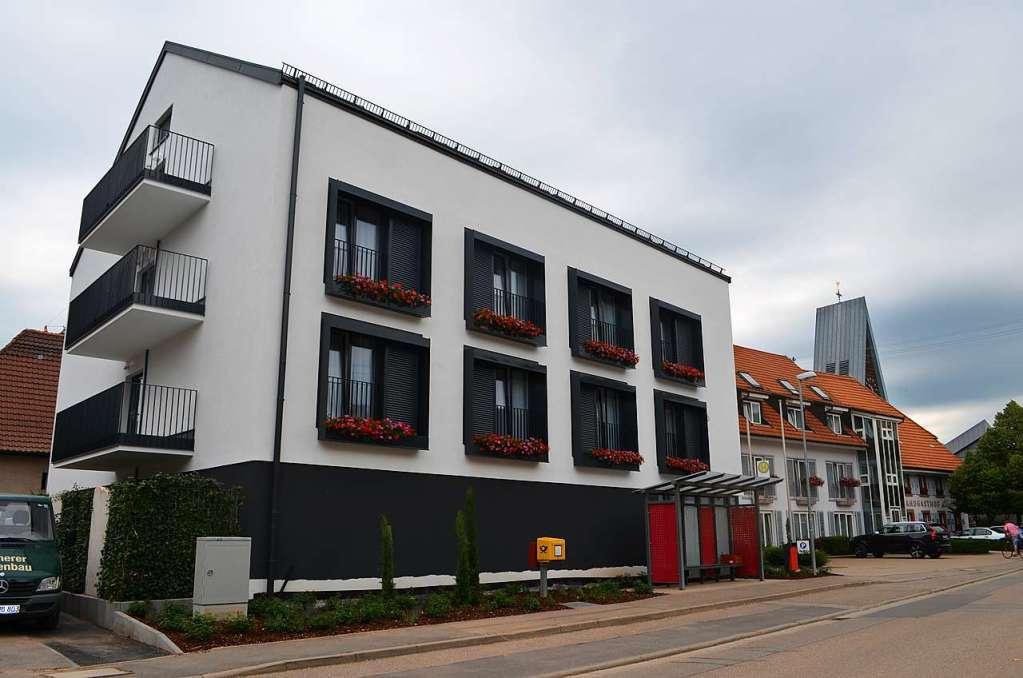 landgasthof l wen in buchholz hat erweitert waldkirch badische zeitung. Black Bedroom Furniture Sets. Home Design Ideas