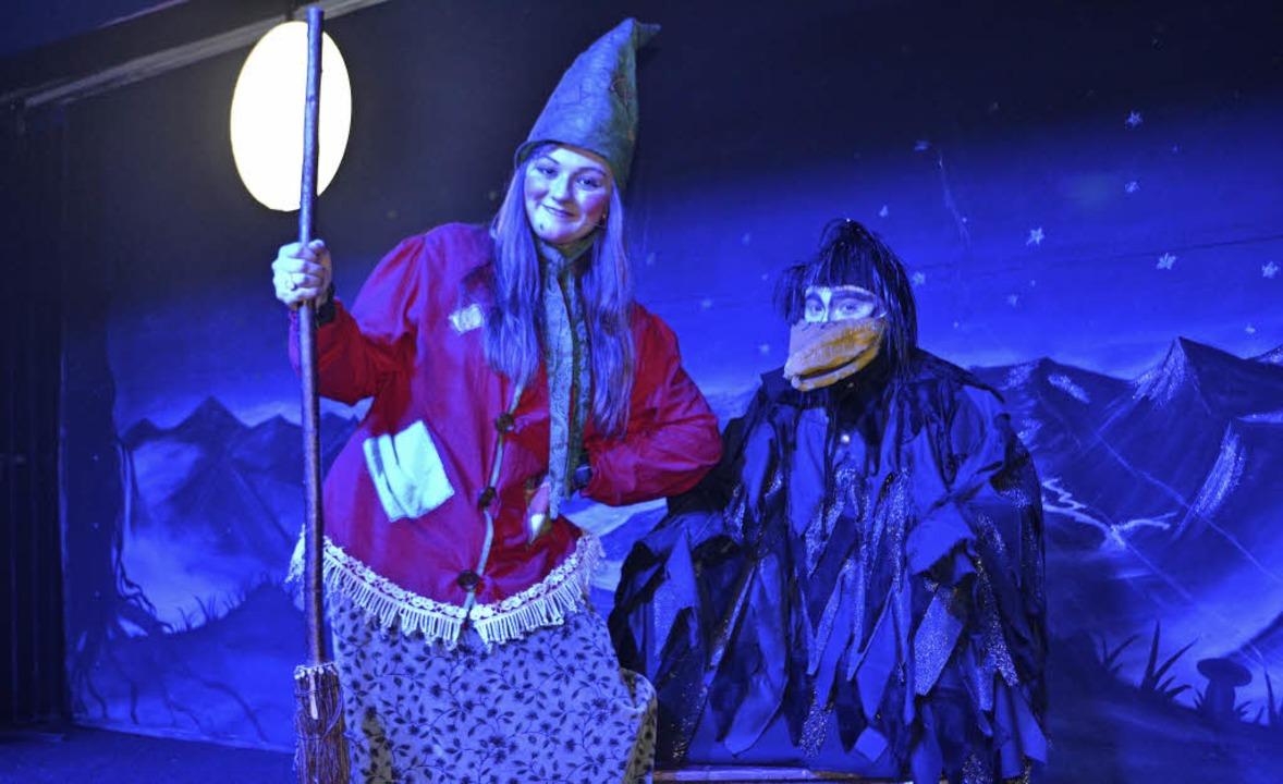 Familienunternehmen: Bodo und Sylvia S...tsächlich ein echtes Gewitter herbei.   | Foto: Karin Reimold
