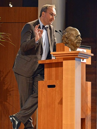 Marc Rath, Dahrendorf-Preisträger 2017