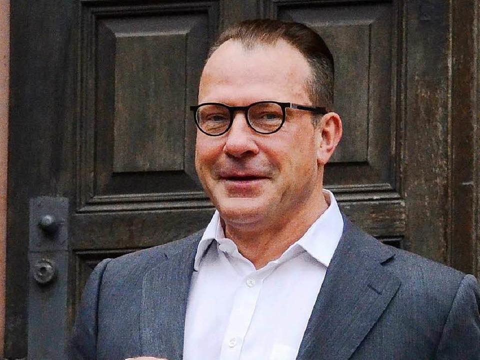 Dekan Markus Erhart lässt sich aus ges...ründen von seinen Ämtern entpflichten.  | Foto: BZ