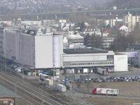 Ammoniak ausgetreten: Milka-Schokoladenfabrik in Lörrach evakuiert