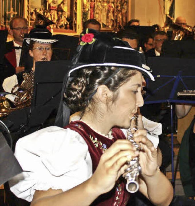 Die Musiker boten eine beeindruckende Klangvielfalt.   | Foto: Hildegard Karig