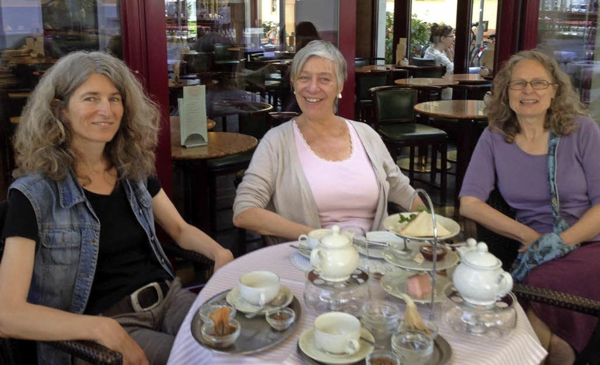 Sie starten ein gemeinsames Mittsommer... Hügle, Sophie Warning und Silke Kluth  | Foto: Privat