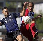 FC Schlüchttal gewinnt Hinspiel beim FC Hauingen mit 1:0