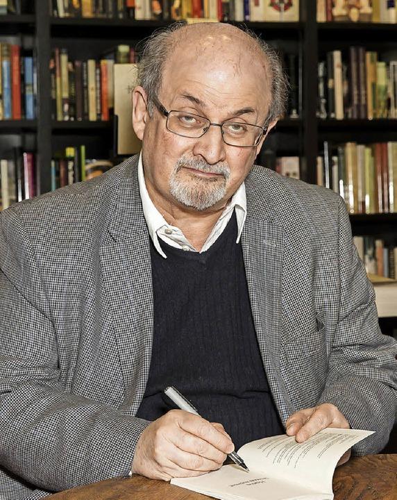 Salman Rushdie  | Foto: dpa