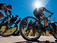 4013 Mountainbiker starten beim Ultra-Bike-Marathon
