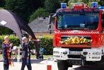 Fotos: Neues Rüstfahrzeug des Landkreises bei Feuerwehr St. Blasien