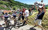 """Wilde Bike-Party in """"Fiddlebrugg"""""""