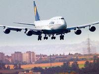 Lufthansa serviert über den Wolken Bötzinger Wein