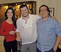 Alana Moraes, Gabriel Selvge und Zé Ricardor zu Gast in Müllheim