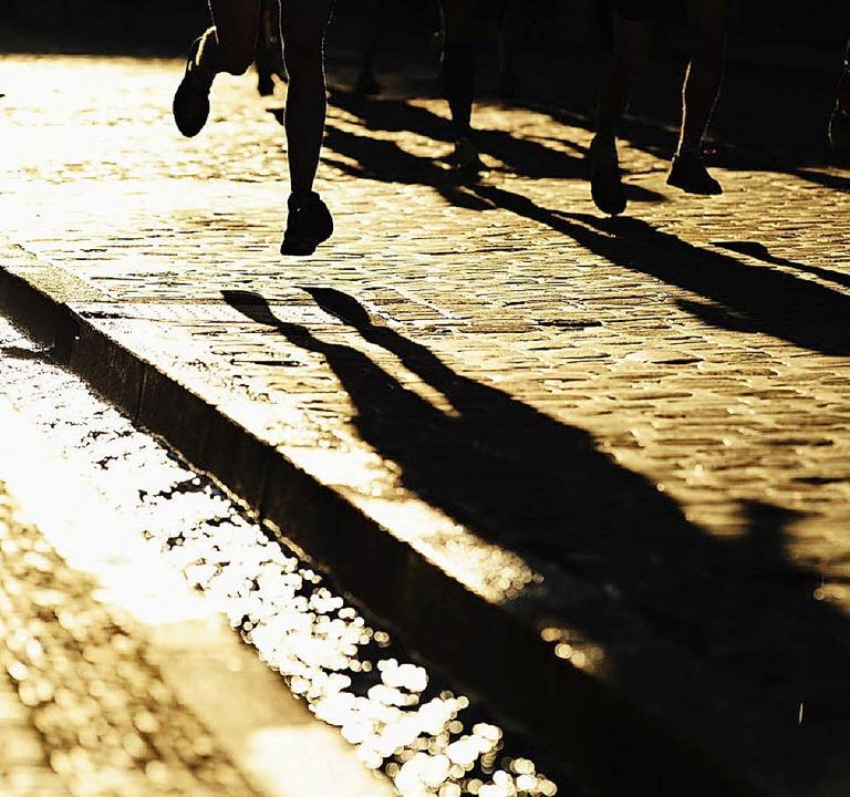Für die Laufnacht gibt's ein Training auf der neuen Strecke.   | Foto: Dakov