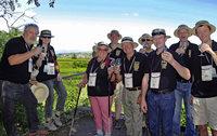 1700 Teilnehmer bei der 15. kulinarischen Weinwanderung