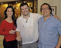 """Trio tourt mit Projekt """"Amor e Som II"""" in der Region Lörrach"""