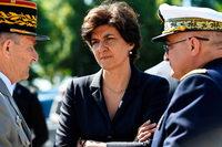 Verteidigungsministerin von Frankreich tritt zurück