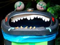 Überfüllte Mülleimer bleiben im Landkreis Lörrach stehen