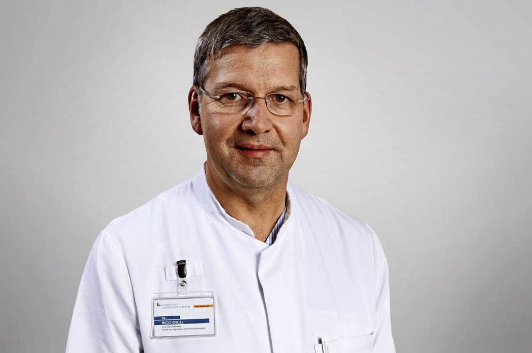 Dr. Ingo Engel referiert über Krankheiten des Verdauungstraktes im ...
