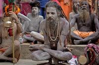 Meditieren am Welt-Yogatag