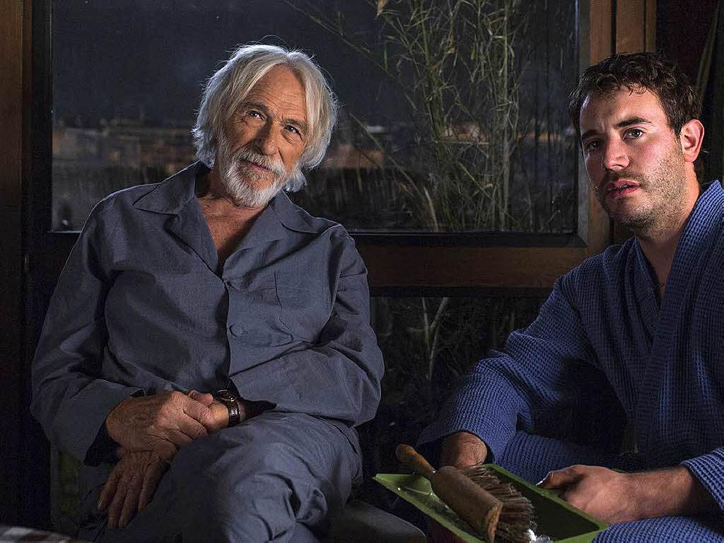 Kino-Comeback für Pierre Richard: So hat Anna Bederke ihn erlebt