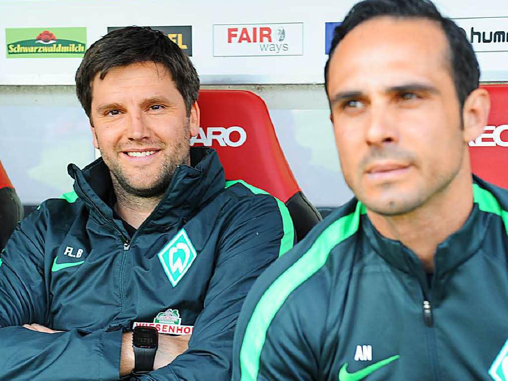 Ex-Profi Florian Bruns neuer Co-Trainer beim SC Freiburg