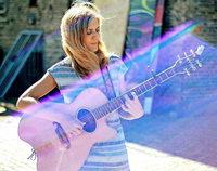 Anne Pe aus Offenburg stellt ihre erste CD in Lahr vor
