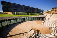 Das Bürger- und Medienzentrum des Parlaments ist fertig