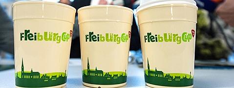 Schlechte Ökobilanz für Freiburg-Cup - mangels Nutzung