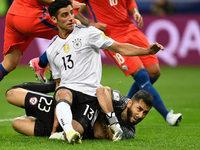 Mit Glück zum Remis: Deutsche Elf spielt 1:1 gegen Chile