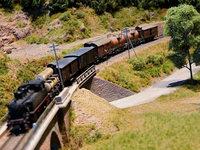 Fotos: BZ-Leser besuchen das riesige Modell der Höllentalbahn in Offnadingen