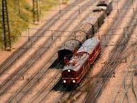 BZ-Leser staunen über riesiges Höllentalbahn-Modell