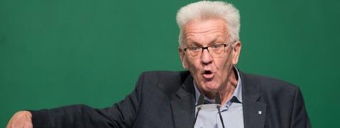 CDU bietet Winfried Kretschmann Asyl an