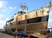 Boot für die Welt