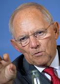 Schäuble dämpft Erwartungen