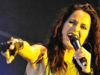 Fotos: Vanessa Iraci bei der Hit-Night in Bad Krozingen