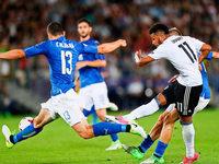 Deutsche U21 zittert sich trotz Niederlage ins EM-Halbfinale