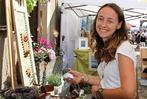 Fotos: Kunst, Markt und Genuss in Burkheim