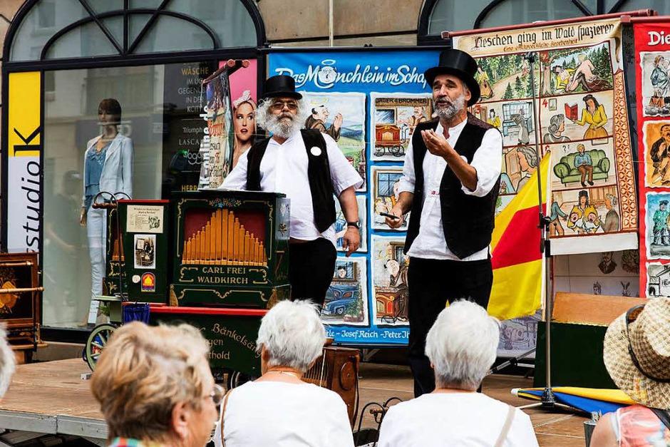 Fotos vom Orgelfest in Waldkirch (Foto: Gabriele Zahn)
