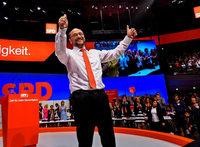 Schulz bekommt Schützenhilfe von Schröder