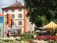 Gartenmessen auf Schloss Beuggen und beim Wasserschloss Inzlingen bieten BZCard-Rabatt